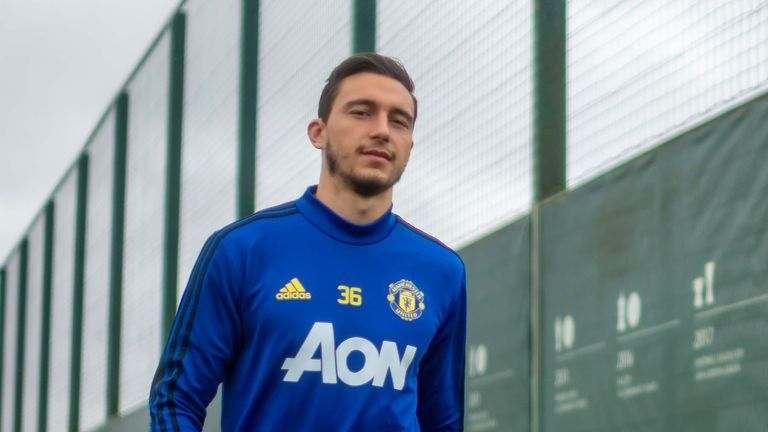 Matteo Darmian doesn't regret his move to Manchester United