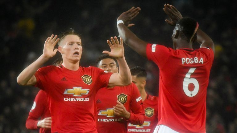 Man Utd 1 1 Arsenal Match Report Highlights