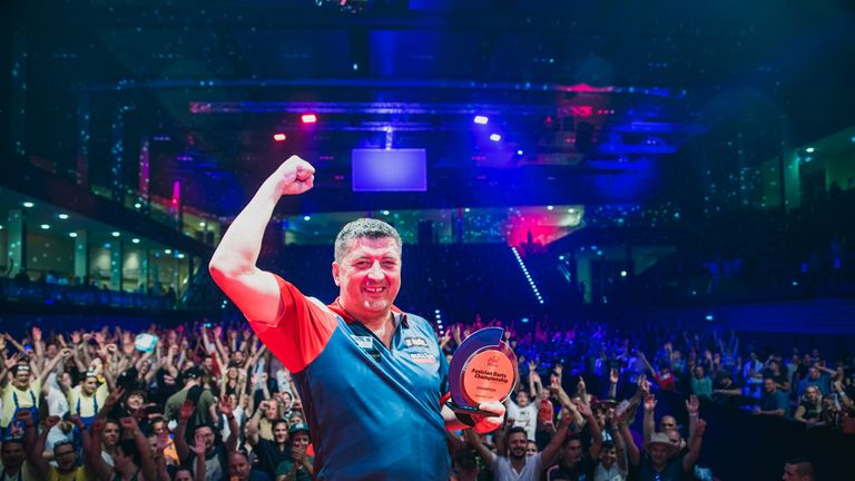 Suljovic is just the sixth player to win three or more European Tour events