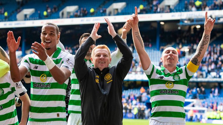 Neil Lennon's side take on Kilmarnock at Celtic Park on Sunday