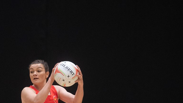 Nia Jones has swapped Celtic Dragons for Severn Stars ahead of the new season (Credit: Sporting Wales 2019)