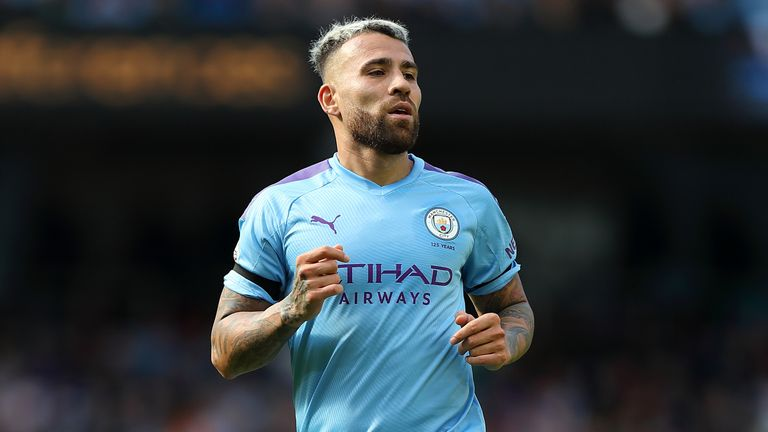 Nicolas Otamendi is crucial to Manchester City in the coming weeks