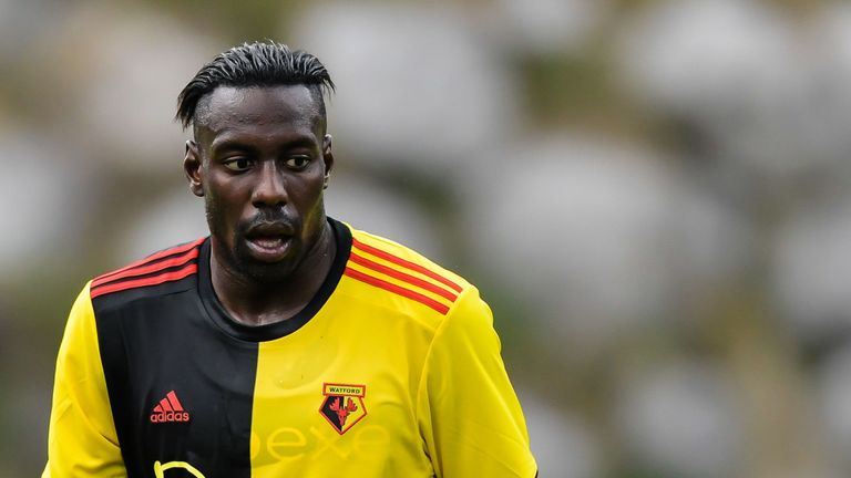 Stefano Okaka has left Watford to join Udinese in Italy