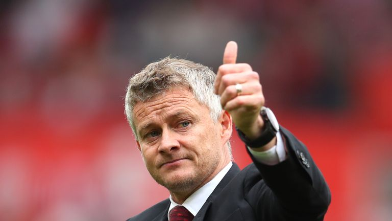 Haaland says Ole Gunnar Solskjaer has had a huge influence on his career