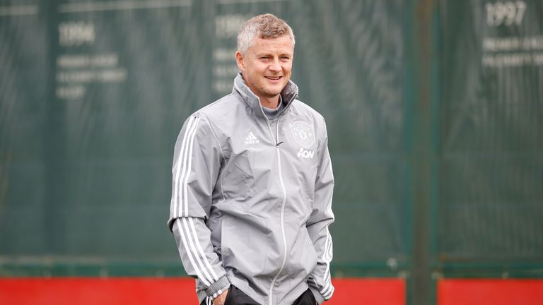 Manchester United boss Ole Gunnar Solskjaer to play youngsters in Premier League