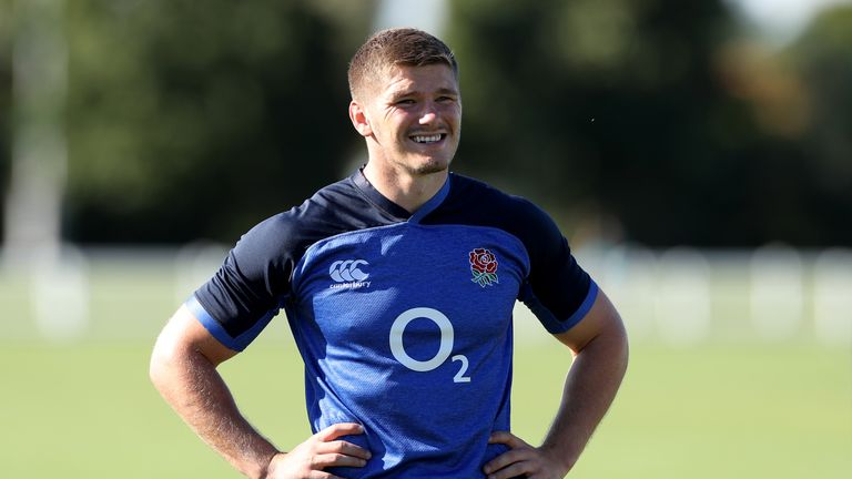 Owen Farrell has backed the decision to keep playing Billy Vunipola