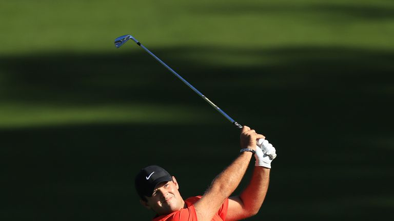 Reed finished tied-fourth in his Wentworth debut