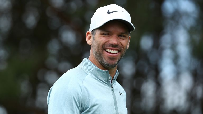 Paul Casey wants to feature for Team GB at the 2020 Olympics