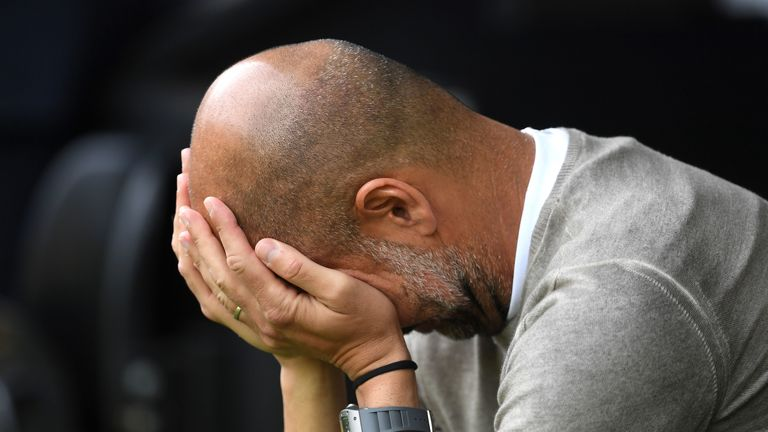 MNF: 'Manchester City's centre-backs will cost them the title'