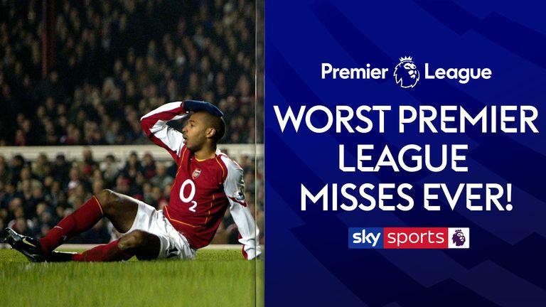 PL worst misses