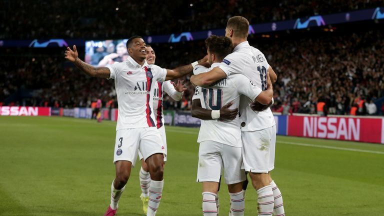 Psg 3 0 R Madrid Match Report Highlights
