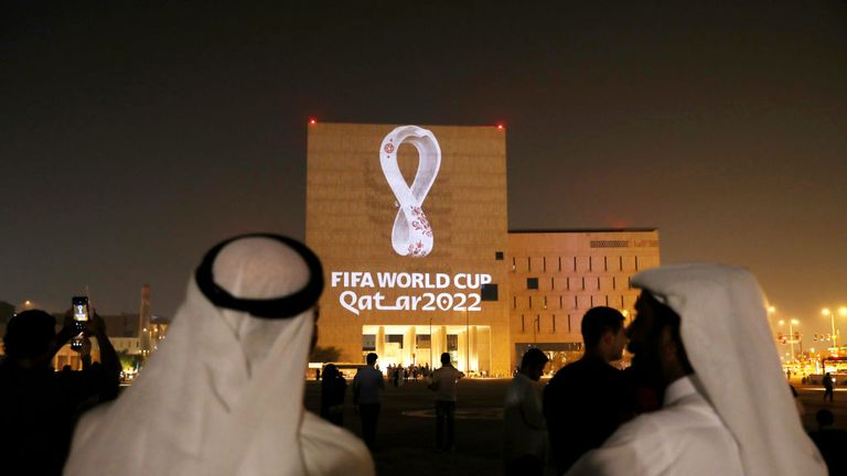 The World Cup in Qatar is scheduled for November and December 2022