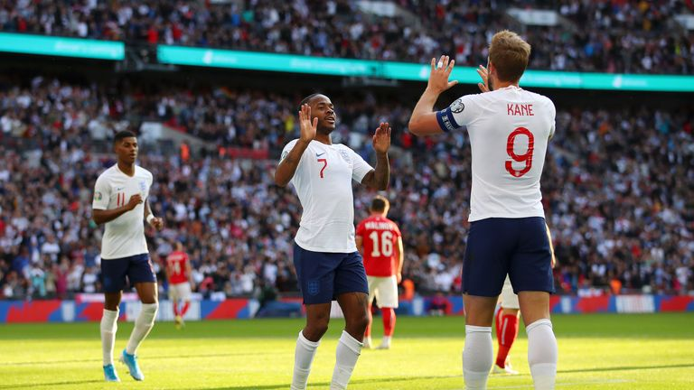 England beat Kosovo in eight-goal thriller