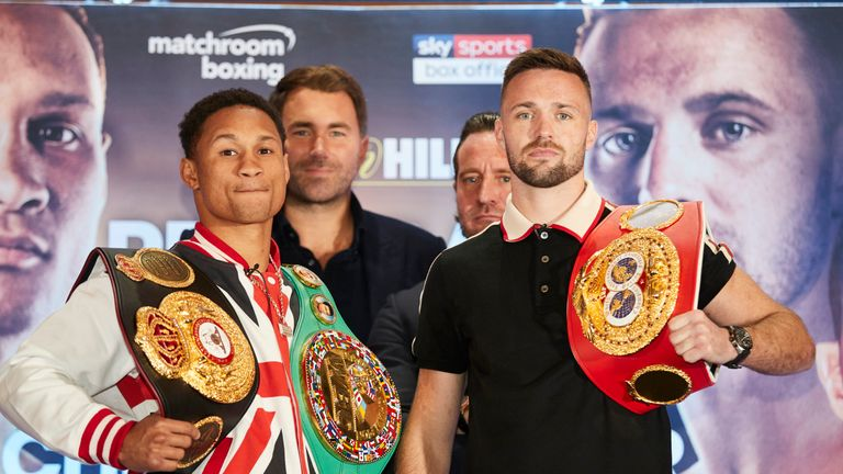 Regis Prograis and Josh Taylor put world titles and unbeaten records on the line