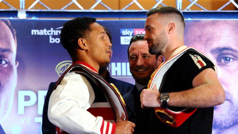 Regis Prograis also faces Josh Taylor in World Boxing Super Series final
