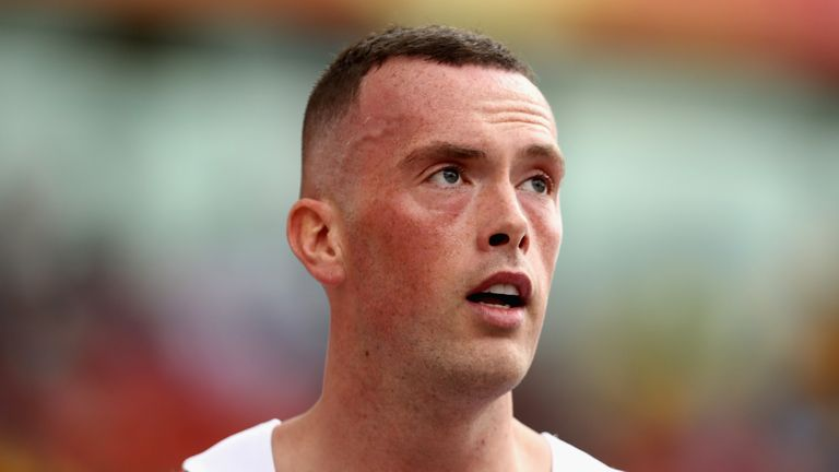 Richard Kilty will lead the GB team when the World Athletics Championships begin in Doha on September 27