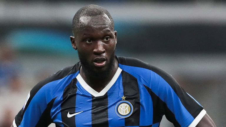 Solskjaer allowed Romelu Lukaku to join Inter in the summer