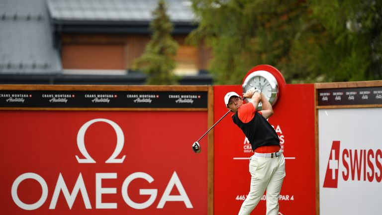 McIlroy made five birdies in six holes down the stretch