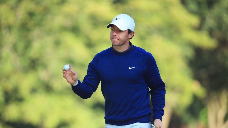 McIlroy is expected to feature at both the Olympics and the Ryder Cup next year