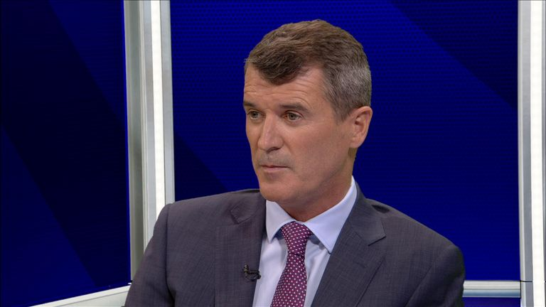 Roy Keane has joined Sky Sports for 2019/20 and joined the debate on where Man Utd should be finishing this season