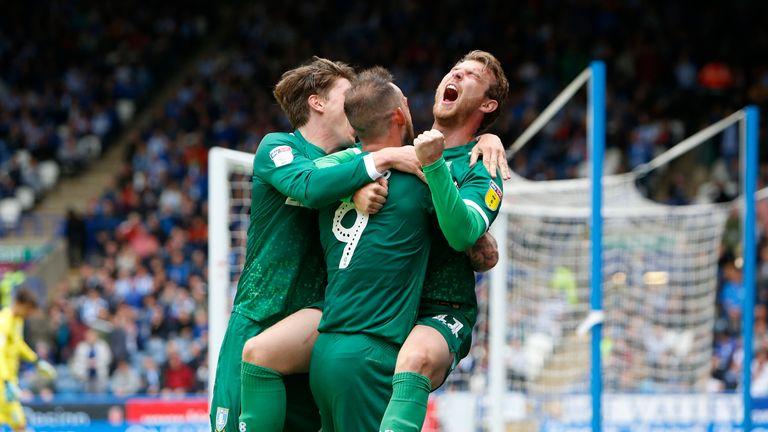 Huddersfield 0-2 Sheffield Wednesday: Garry Monk wins first Owls game