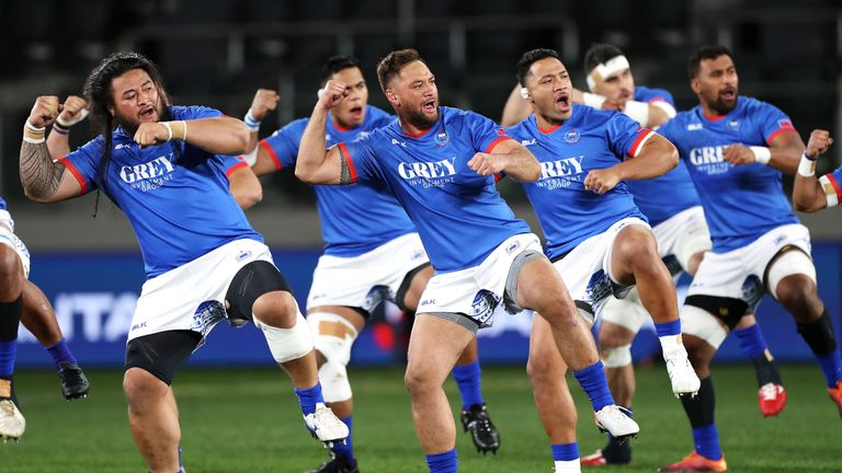 Samoa, despite poor results on paper, are never a side to take lightly at World Cups