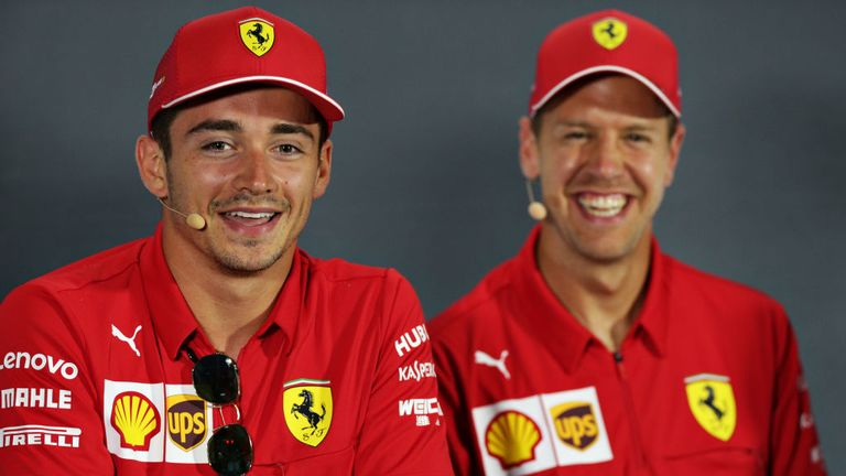 Leclerc takes pole position for Italian GP