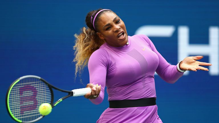 Serena Williams has now lost her last four Grand Slam finals