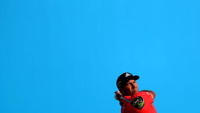 KLM Open: Sergio Garcia and Callum Shinkwin share 54-hole lead
