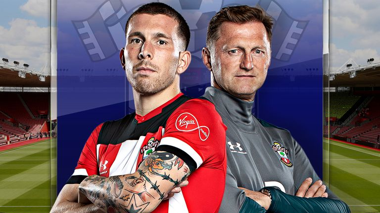 Southampton sit 10th in the Premier League ahead of Bournemouth's visit