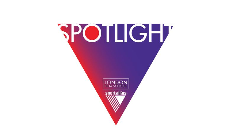 Sport Allies have teamed up with London Film School and Sky Sports on 'Spotlight' - a new set of shorts about inclusion in sport