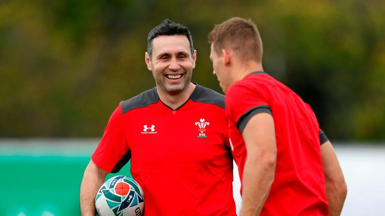 Wales coach Stephen Jones has labelled their clash with Scotland as 'must-win'