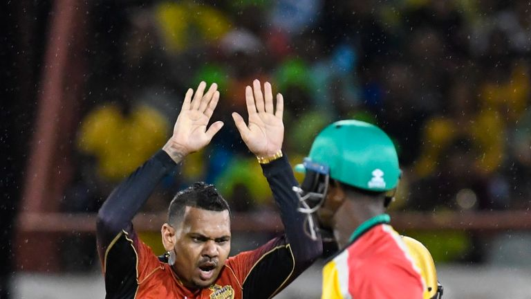West Indies spinner Sunil Narine could be a man in demand