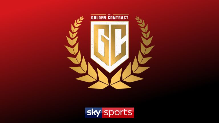 The Golden Contract tournament will be shown live on Sky Sports  | Boxing News |
