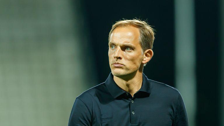 PSG boss Thomas Tuchel