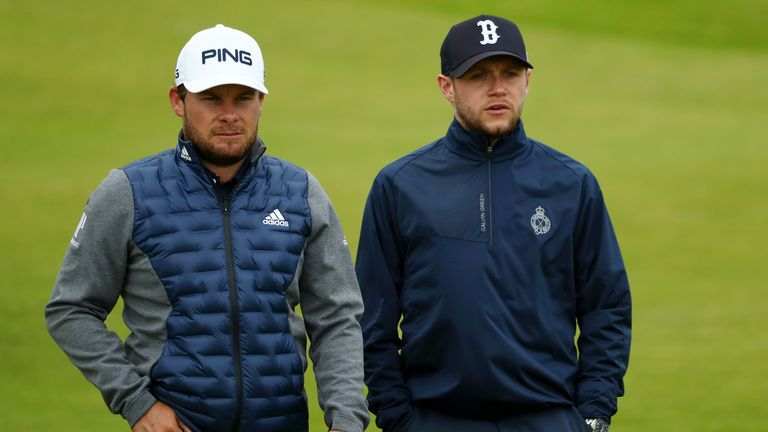 Tyrrell Hatton joined Horan's Modest Golf stable last year