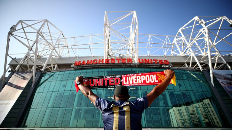 Fans of both Manchester United and Liverpool could be affected by the collapse of Thomas Cook