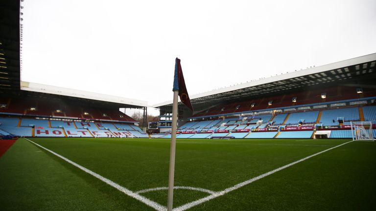 Villa Park will no longer be a host venue at the 2022 Commonwealth Games