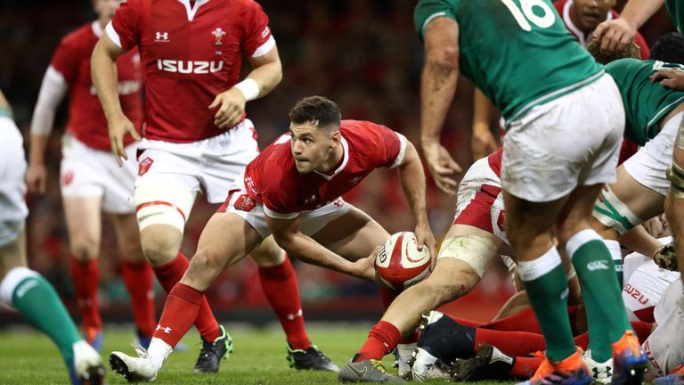 Warren Gatland: Wales backs coach Stephen Jones 'up to speed' following Rob Howley exit