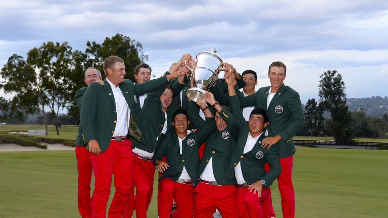 Walker Cup on Sky Sports: Great Britain and Ireland chasing