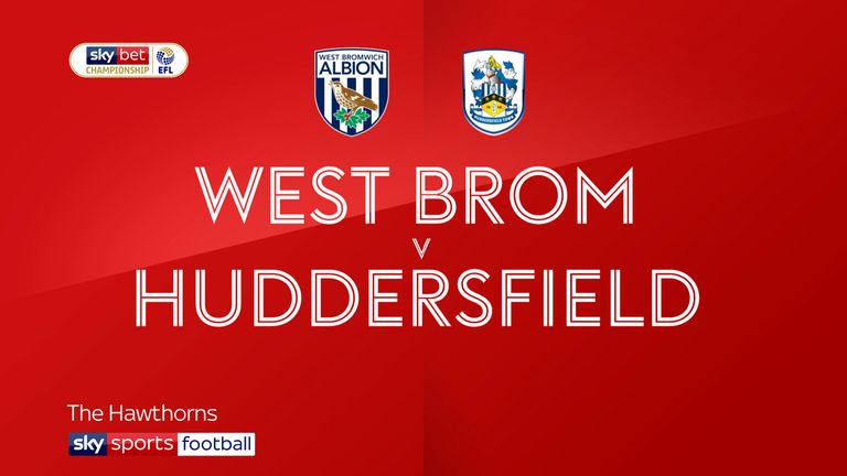 West Brom v Huddersfield