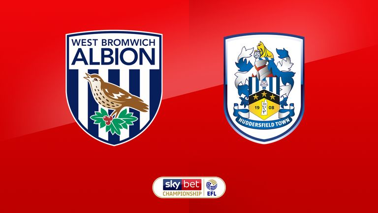 West Brom Vs Huddersfield Preview Championship Clash Live On Sky Sports Football Football News Sky Sports