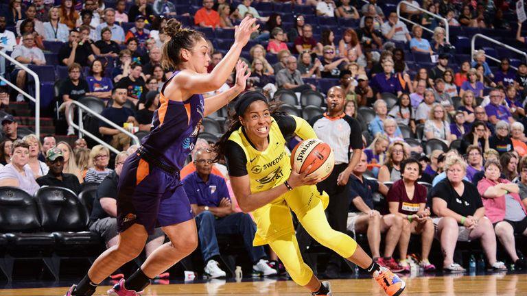 Seattle Storm v Phoenix Mercury in the WNBA