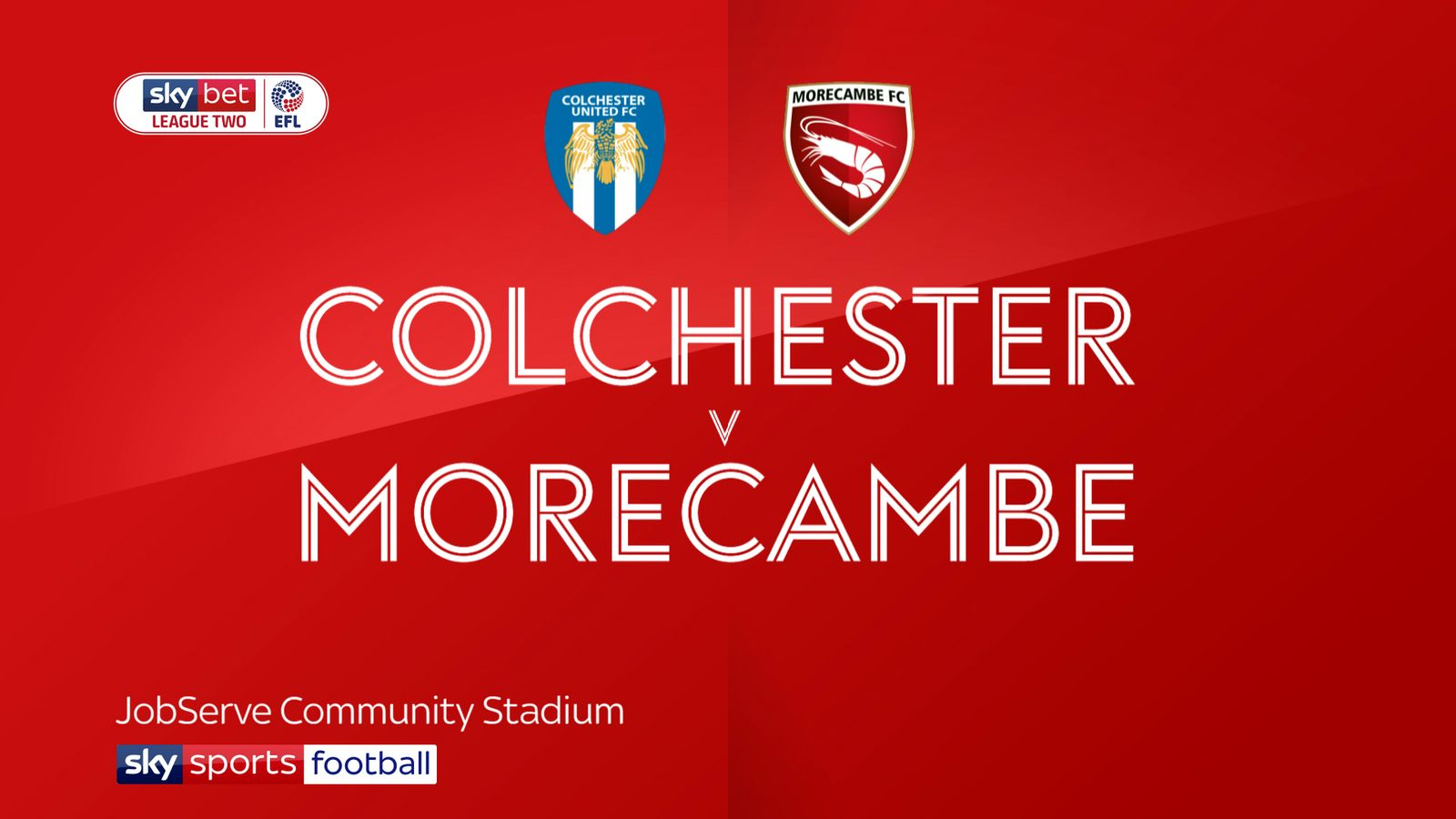 Colchester 0-1 Morecambe: Jim Bentley's side move off bottom