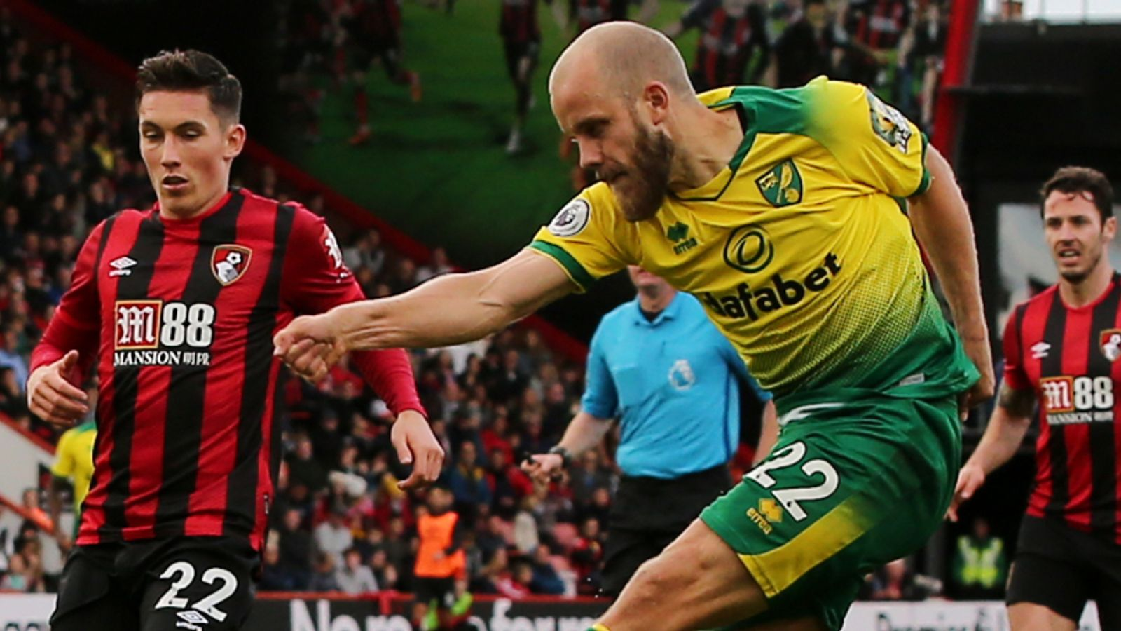 Bournemouth 0-0 Norwich: Canaries pick up first away point in stalemate