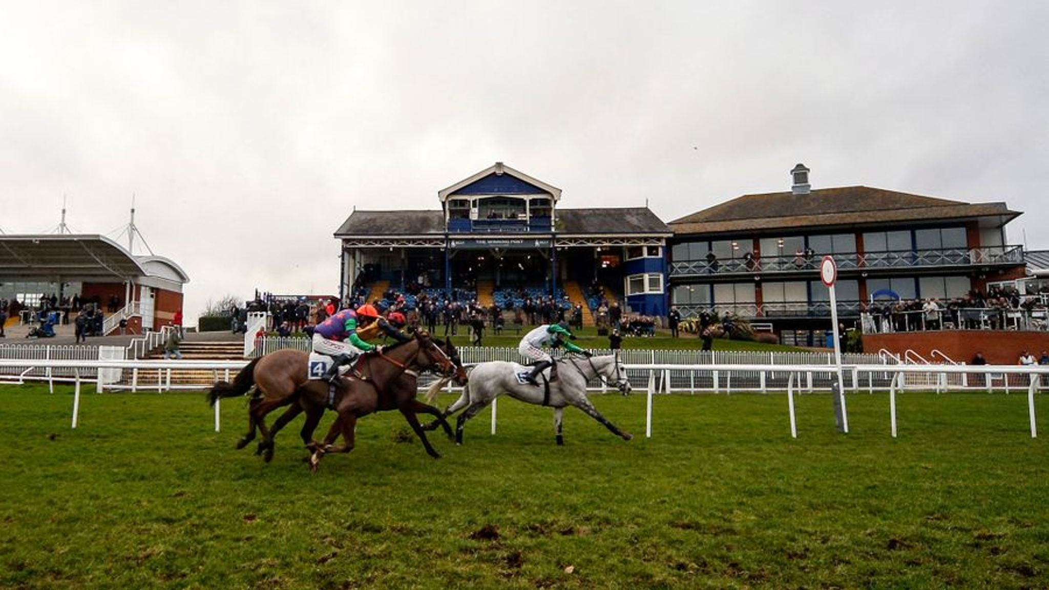 Leicester meeting abandoned due to waterlogging