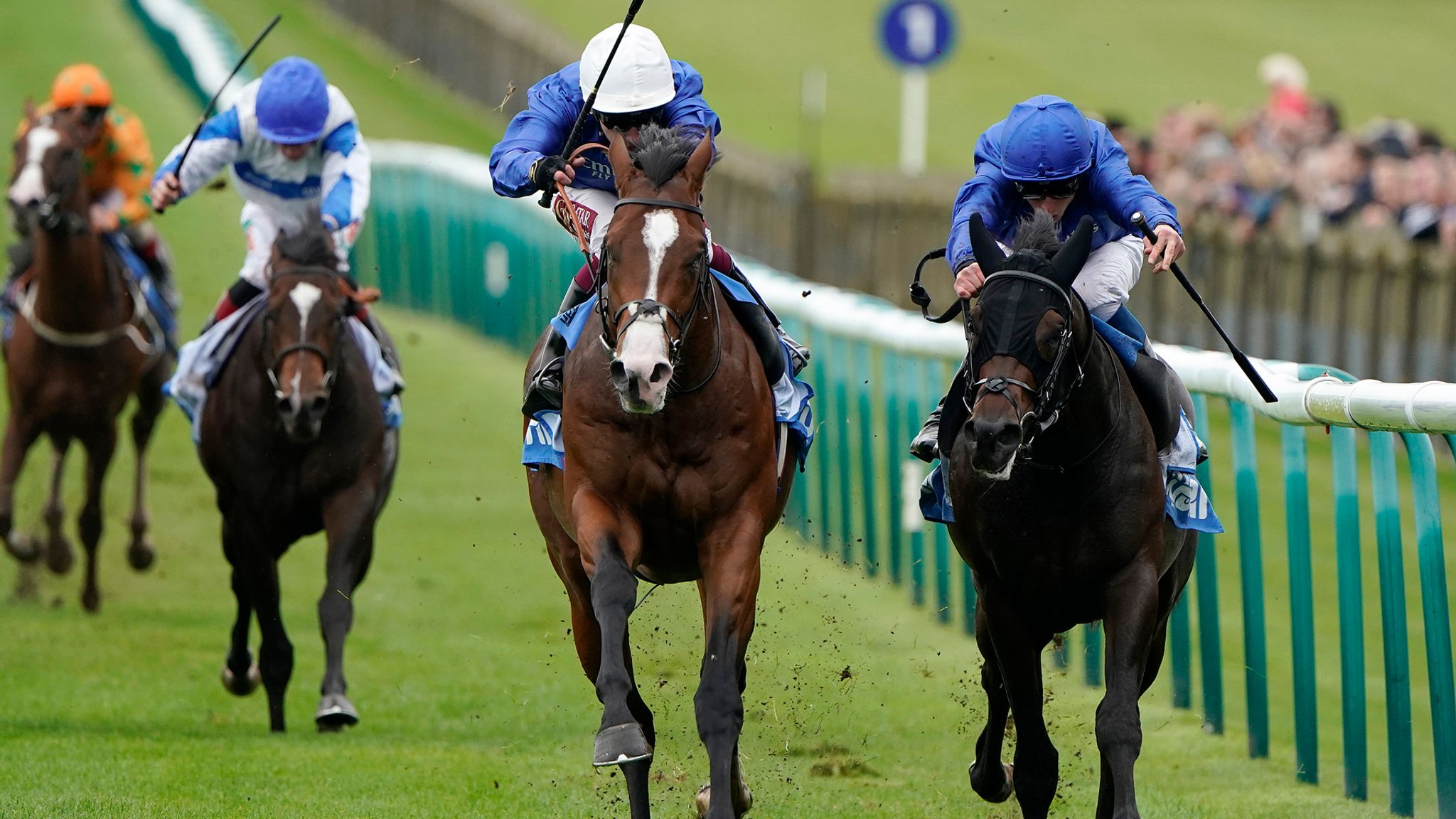 2000 guineas betting 2021 military