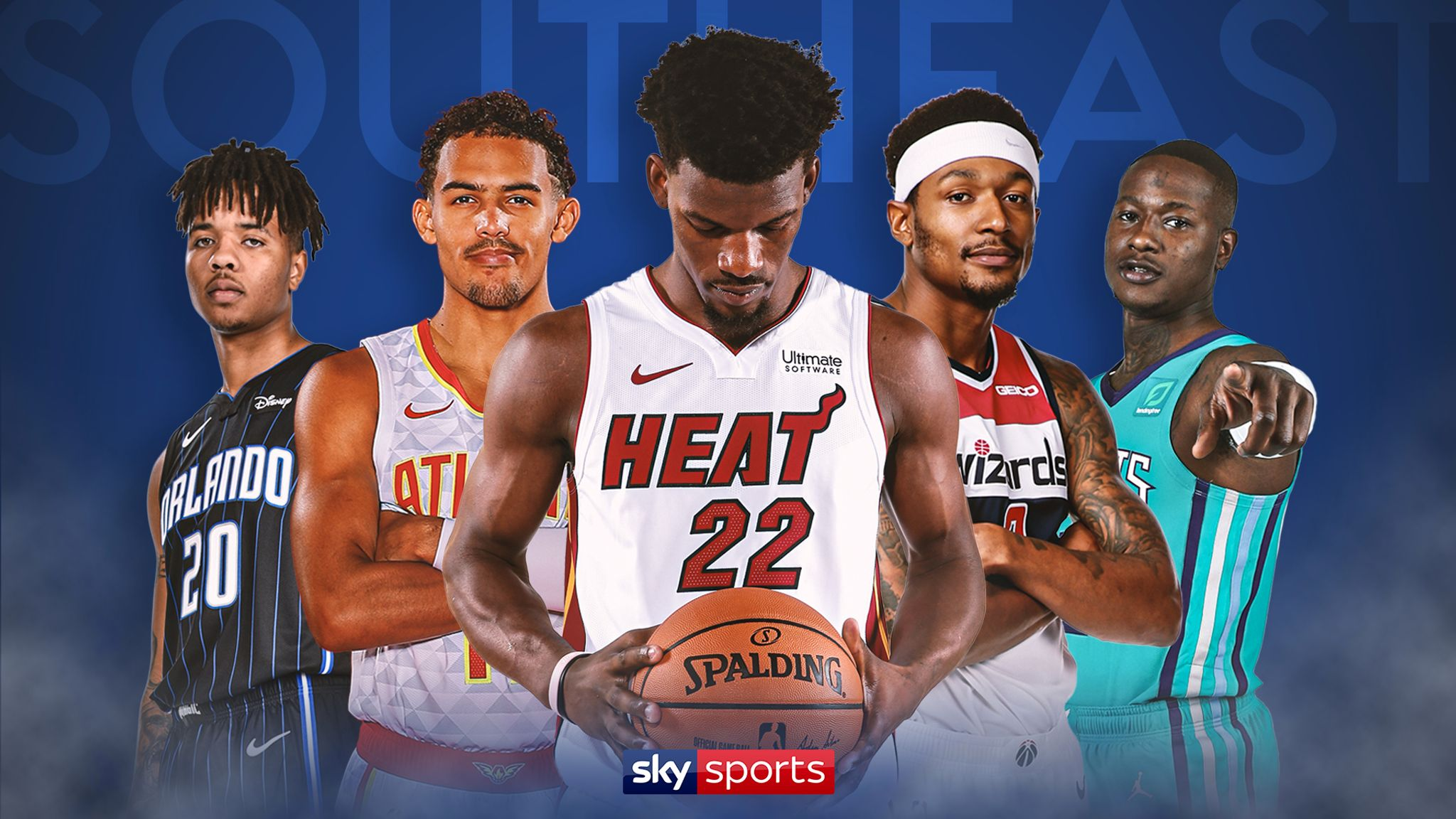 Mike Tuck's Southeast Division preview: Miami Heat, Orlando Magic, Charlotte Hornets, Washington Wizards, Atlanta Hawks