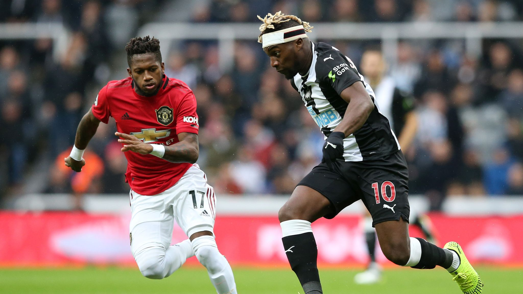 Allan Saint-Maximin: Newcastle winger pays price for pace