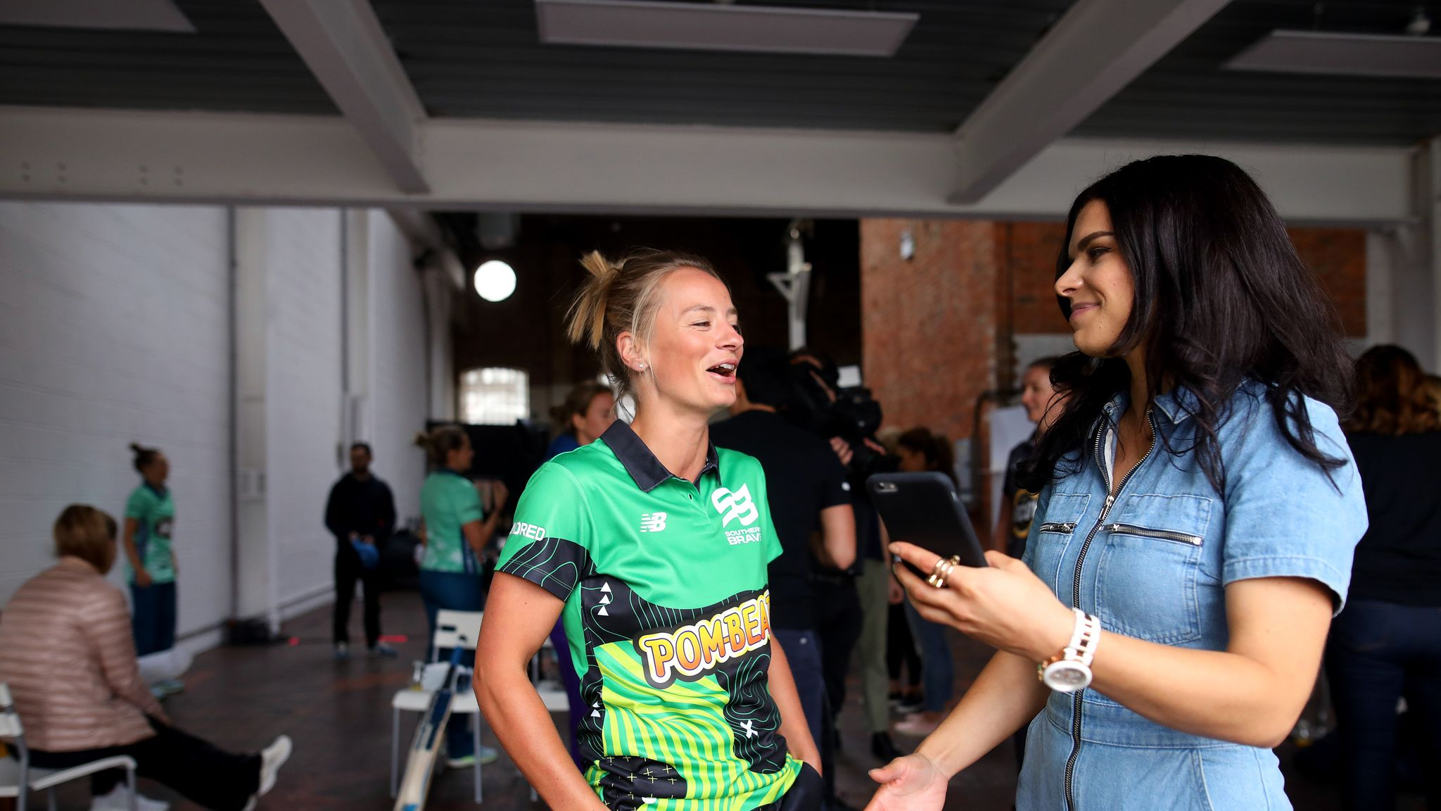 The Hundred: England Women's Tammy Beaumont joins London Spirit
